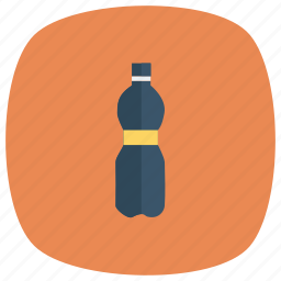 alcohol, bottle, drink, liquid, milk, plastic, water icon