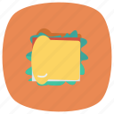 bread, cheese, fast, food, lunch, restaurant, sandwich