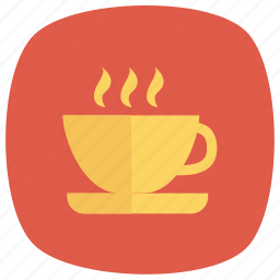 breakfast, cafe, coffee, cup, drink, food, hot icon