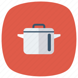 cooker, electric, food, kitchen, pressure, steamer, stove icon