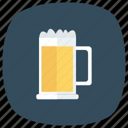 alcohol, beer, celebrate, drink, glass, valentine, wine icon