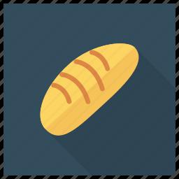 baker, bread, eat, fastfood, food, hamburger, toasts icon