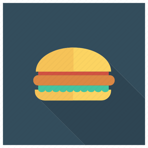 burger, cheeseburger, cooked, deliciuous, fastfood, food, hamburger icon