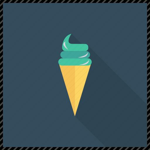Birthday, christmas, cone, cream, ice, icecream, party icon - Download on Iconfinder