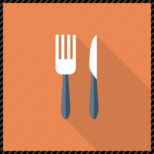 Cook, cutlery, food, fork, kitchen, knife, restaurant icon - Download on Iconfinder