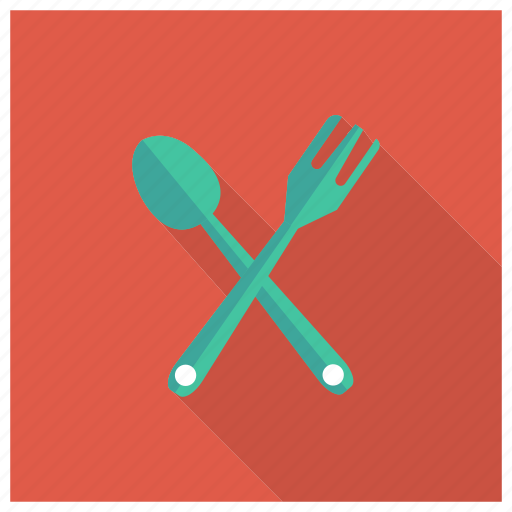 Cooking, crossspoon, food, fork, kitchen, spoon, utensil icon - Download on Iconfinder