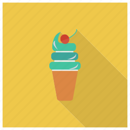cold, cone, cream, cup, food, ice, sweets icon