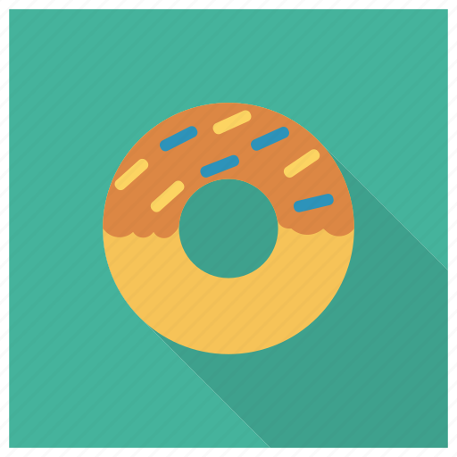 bakery, cook, dessert, donut, food, snack, sweet icon
