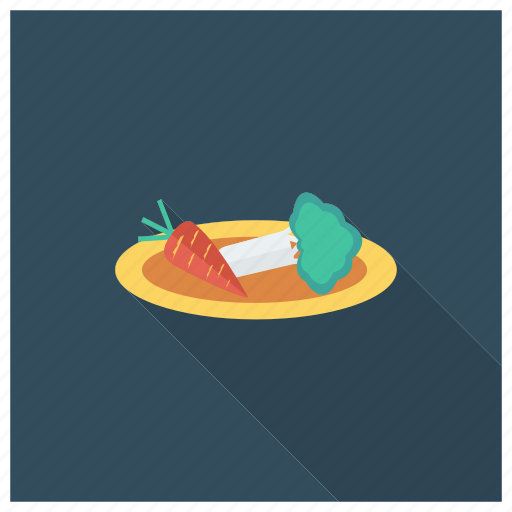 Cabbage, carrot, cauliflower, food, fruit, salad, vegetable icon - Download on Iconfinder