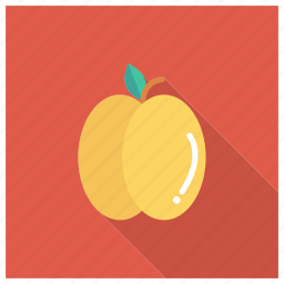 cooking, food, fresh, freshfruit, fruit, healthy, peach icon