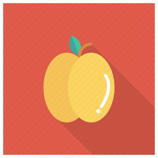 Peach, food, cooking, healthy, fruit, freshfruit, fresh icon