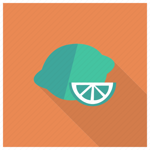 citrus, food, fruits, juice, lemon, lime, slice icon