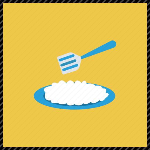 asian, bowl, food, friedrice, recipe, rice, sushi icon