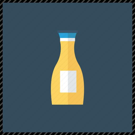 Alcohol, bottle, drink, liquid, milk, plastic, water icon - Download on Iconfinder