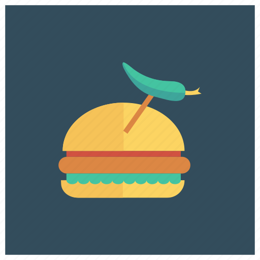 Burger, cheeseburger, eat, fastfood, food, hamburger, meal icon - Download on Iconfinder