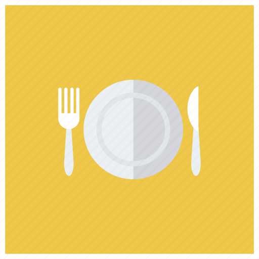 cook, food, fork, kitchen, knife, restaurant, spoon icon