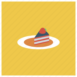 bakery, bread, cake, croissant, food, pastry, sweets icon
