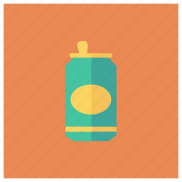 bottle, can, cola, drink, juice, soda, sodacan icon