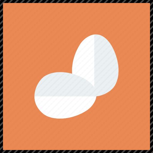 decoration, easter, eat, eggs, eggstray, food, fridge icon