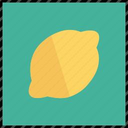 food, fruit, fruits, juice, lemon, lime, yellow icon