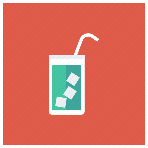drink, glass, juice, orang, pepsi, summer, water icon
