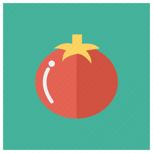 cooking, eating, food, fresh, ketchup, red, tomato icon