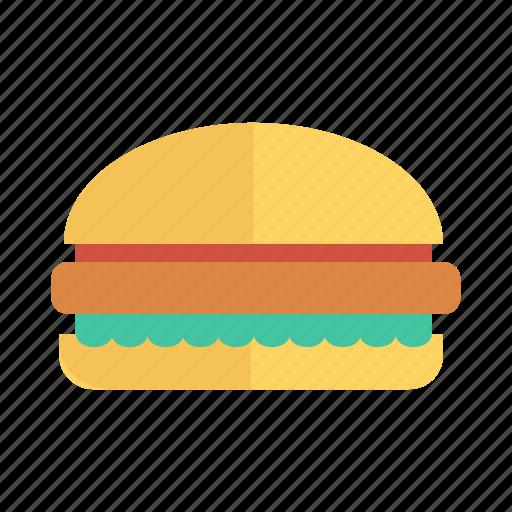 burger, cheeseburger, cooked, deliciuous, fastfood, food, hamburger icon