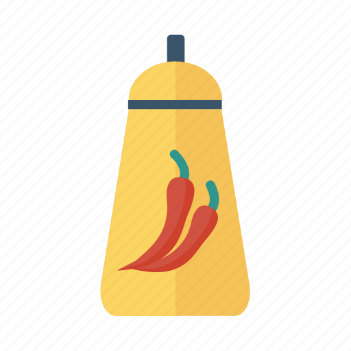 bottle, chili, chilisauce, food, hot, red, sauce icon