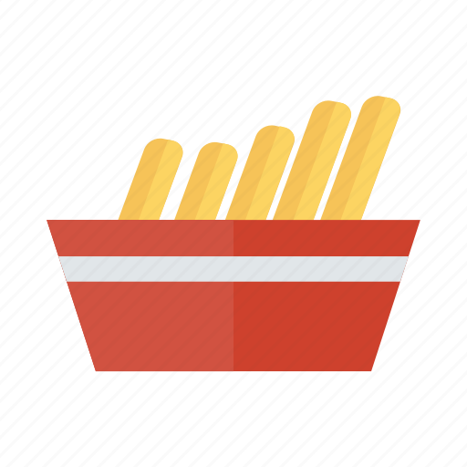 Chips, cooking, food, french, fries, frozen, potato icon - Download on Iconfinder