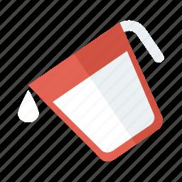 drink, jug, juice, kettle, milk, pot, water icon