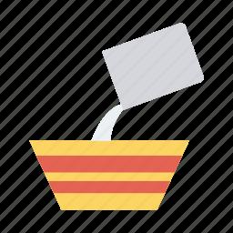 cow, drink, food, jar, juice, milk, tea icon