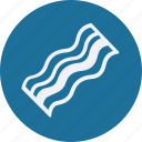 bacon, beverage, drinks, food, kitchen, restaurant icon