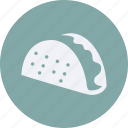 beverage, drinks, food, kitchen, restaurant, taco icon