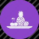 beverage, drinks, food, fruite, kitchen, plate, restaurant icon
