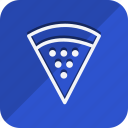 appliance, drinks, food, gastronomy, kitchen, pizza slice, utensils icon