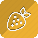 appliance, cooking, food, gastronomy, kitchen, strawberry, utensils icon