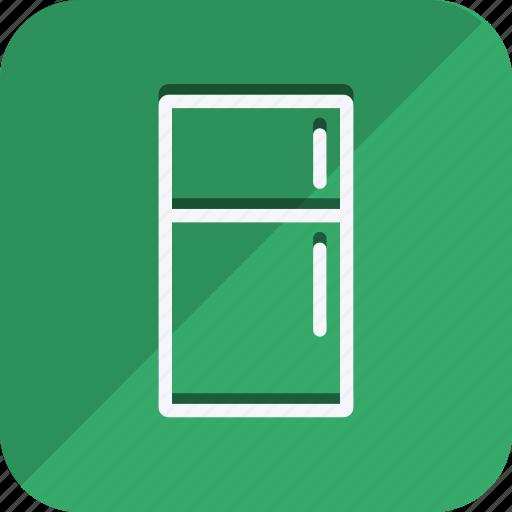 appliance, cooking, food, gastronomy, kitchen, refrigerator, utensils icon