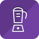 appliance, blender, drinks, food, gastronomy, kitchen, utensils icon