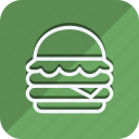 appliance, burger, cooking, food, gastronomy, kitchen, utensils icon