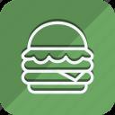 appliance, cooking, food, gastronomy, kitchen, utensils, burger