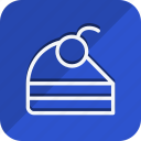 appliance, cake, cooking, food, gastronomy, kitchen, utensils icon