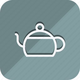 appliance, cooking, food, gastronomy, kitchen, teapot, utensils icon