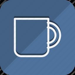appliance, cooking, drinks, food, kitchen, mug, utensils icon