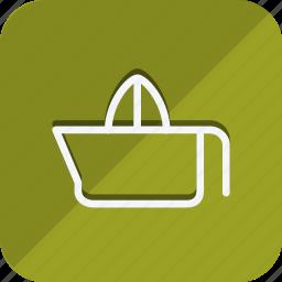 appliance, cooking, drinks, food, juicer, kitchen, utensils icon