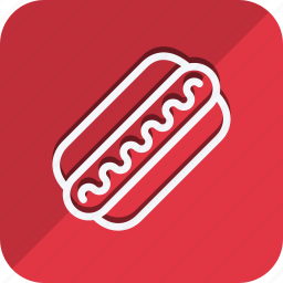 appliance, cooking, food, gastronomy, hotdog, kitchen, utensils icon