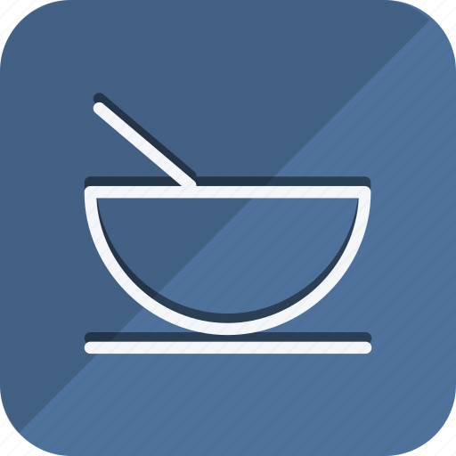 appliance, bowl, cooking, food, gastronomy, kitchen, utensils icon