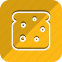 appliance, cooking, drinks, food, gastronomy, kitchen, loaf icon