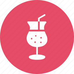 alchohol, beverage, cocktail, drink, glass, shake, wine icon