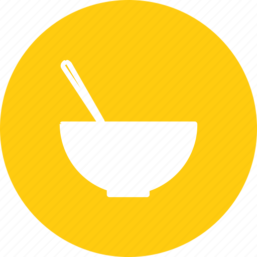 appliances, boul, food, kitchen, restaurant, soup, spoon icon