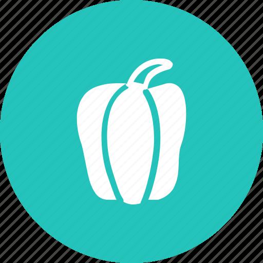 bell, capsicum, food, kitchen, paprika, pepper, vegetables icon